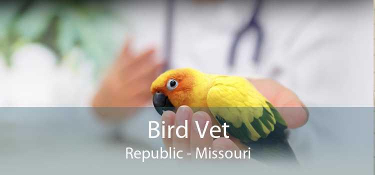 Bird Vet Republic - Missouri