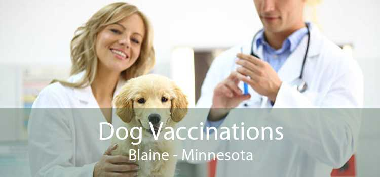 Dog Vaccinations Blaine - Minnesota