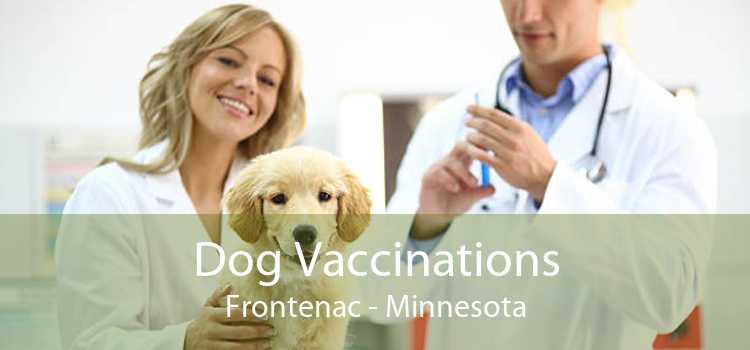 Dog Vaccinations Frontenac - Minnesota