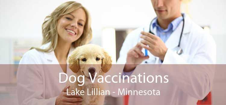 Dog Vaccinations Lake Lillian - Minnesota