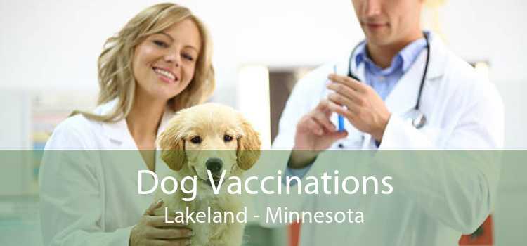 Dog Vaccinations Lakeland - Minnesota
