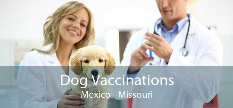 Dog Vaccinations Mexico - Missouri