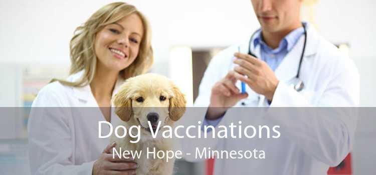Dog Vaccinations New Hope - Minnesota