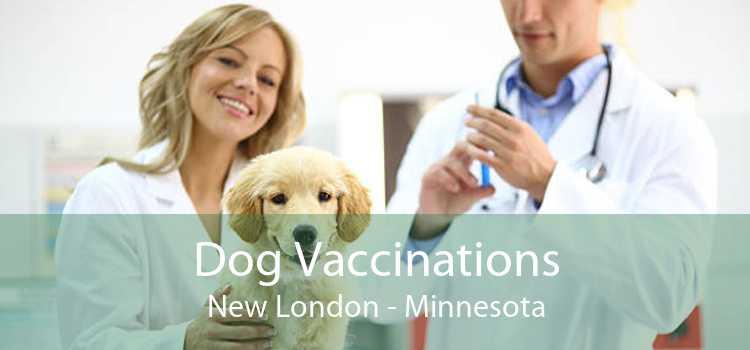 Dog Vaccinations New London - Minnesota