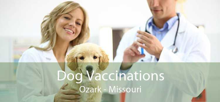Dog Vaccinations Ozark - Missouri