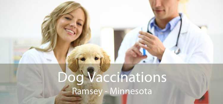 Dog Vaccinations Ramsey - Minnesota
