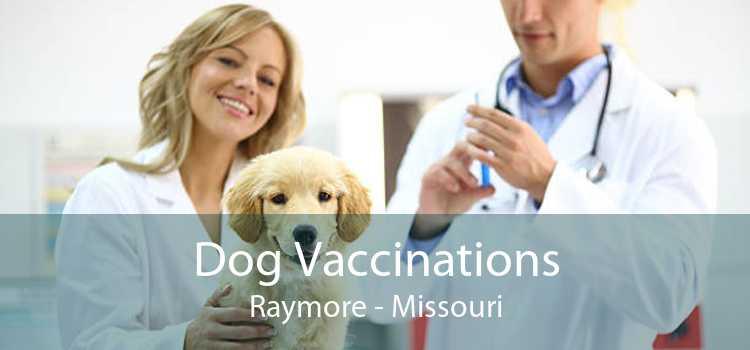 Dog Vaccinations Raymore - Missouri