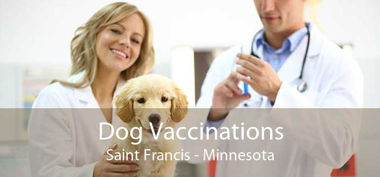Dog Vaccinations Saint Francis - Minnesota