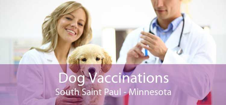 Dog Vaccinations South Saint Paul - Minnesota