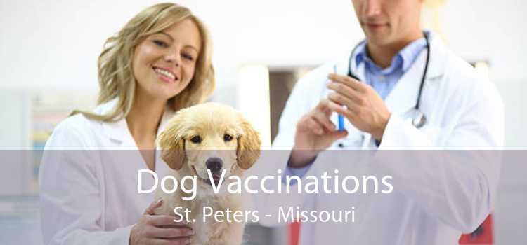 Dog Vaccinations St. Peters - Missouri