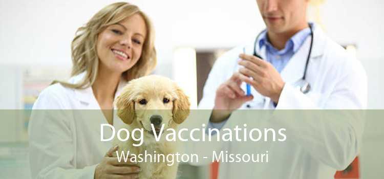 Dog Vaccinations Washington - Missouri