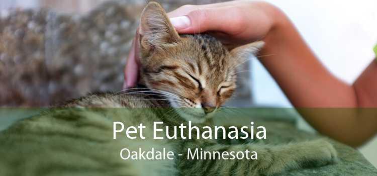 Pet Euthanasia Oakdale - Minnesota