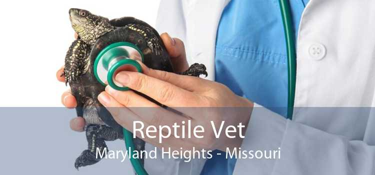 Reptile Vet Maryland Heights - Missouri